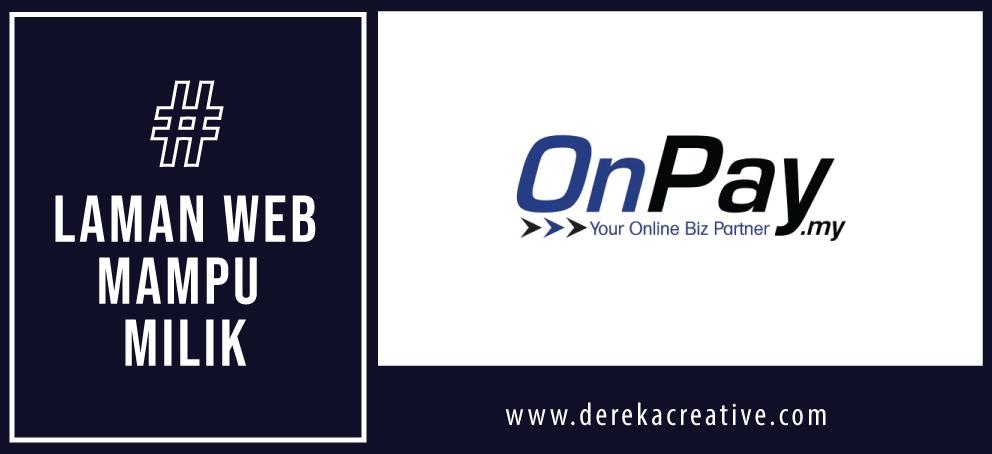 OnPay Solutions | Laman Web Mampu Milik Untuk Anda.
